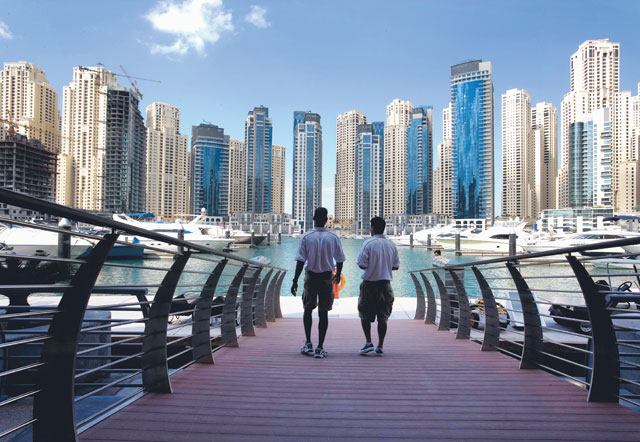 How costly is Dubai compared with rest of world?