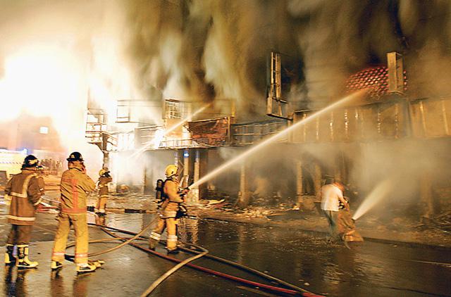 Dubai homes ill-equipped to handle fires: survey | Uae