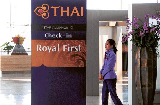 Thai Airways 2nd-quarter loss more than doubles as revenue drops