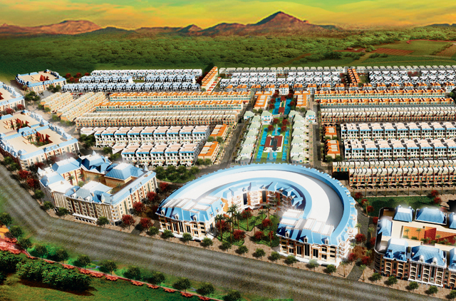 Sweet Homes forges ahead in Ajman | Property – Gulf News