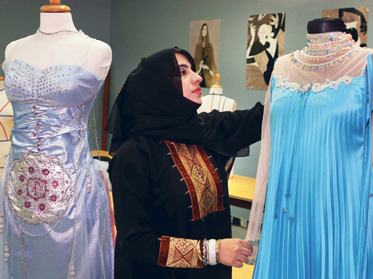 Ajman Student Wins Miami Fashion Week Competition Gulfnews Gulf News