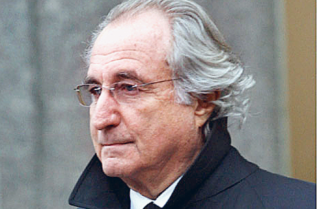 Bernard Madoff, mastermind of giant ponzi scheme dies