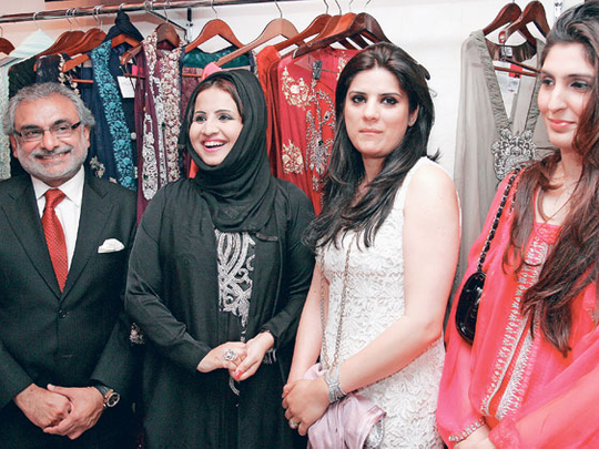 Pakistani Designers Make Debut In Dubai Uae Gulf News