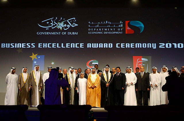 Dubai Quality Awards for top achievers in public and private sectors