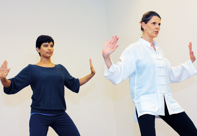 Qigong - The basis of all martial arts | Health Fitness