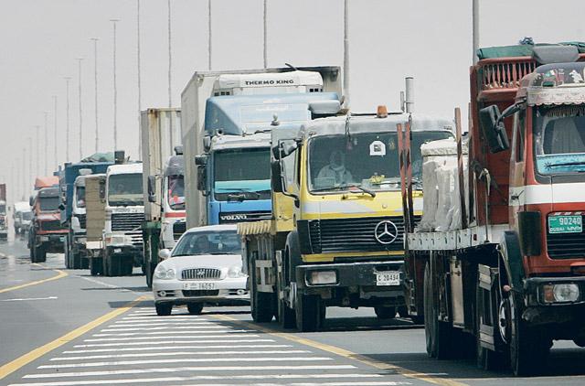 Coronavirus: Dubai temporarily lifts ban on movement of trucks