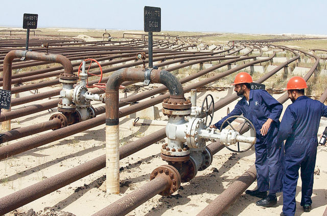 Resultado de imagen para Kuwait signs a big 15-year deal to import gas from Qatar