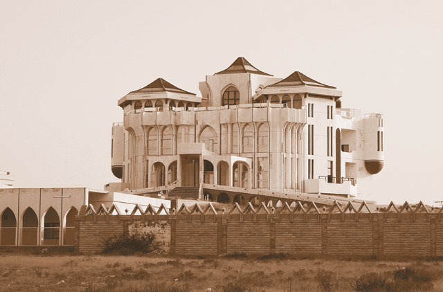 Ghost chase: 'Haunted' palace | Entertainment – Gulf News