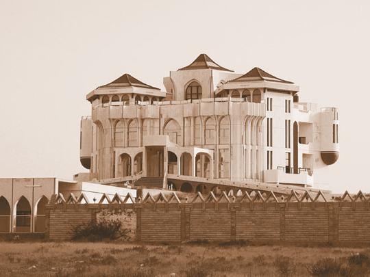 Al Qasimi Palace Dubai haunted palace