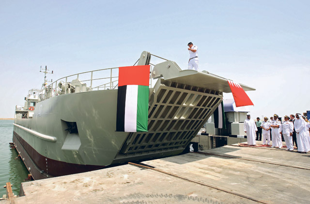 Abu Dhabi Ship Building lands its biggest contract ever, of Dh3.5b, from UAE Navy