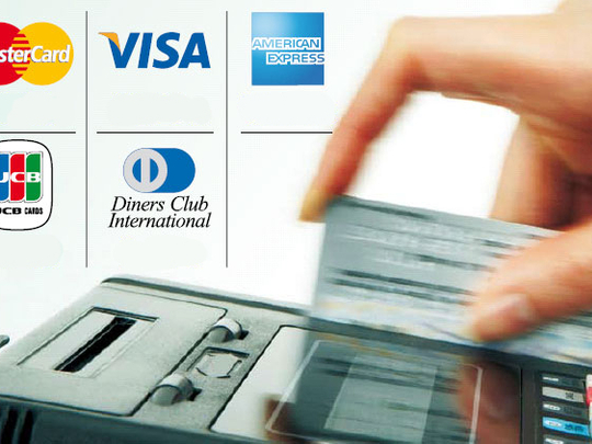 UAE credit card applications surging?