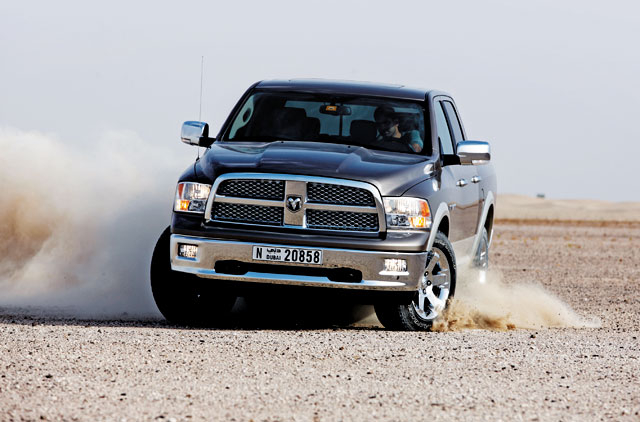 Ram-raiding: cars ought to have personality   Lifestyle