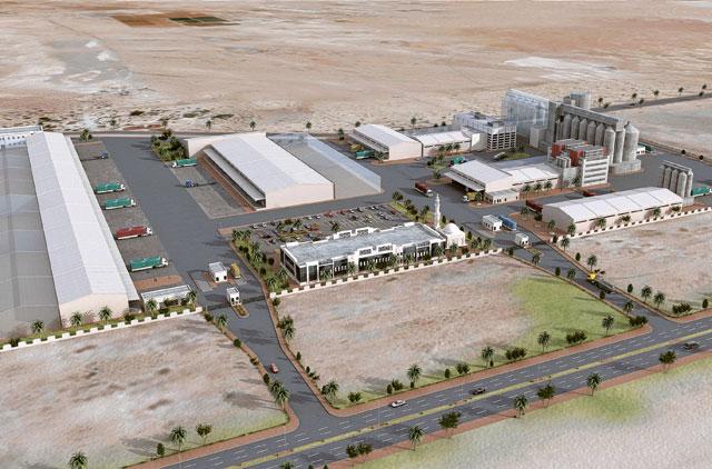 Abu Dhabi's new wheat silos to provide 50,000 tonnes capacity