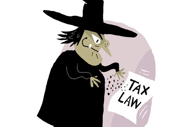 Witches to cast spell on tax law | Business – Gulf News