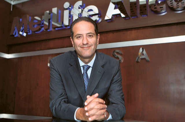 MetLife Alico expects global growth only in 2013 but bullish on Mideast