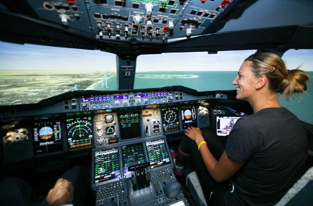 Emirates Flight Training Academy orders 27 aircraft