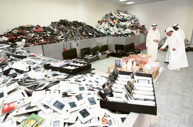 Dubai shows zero tolerance for fakes | Business – Gulf News