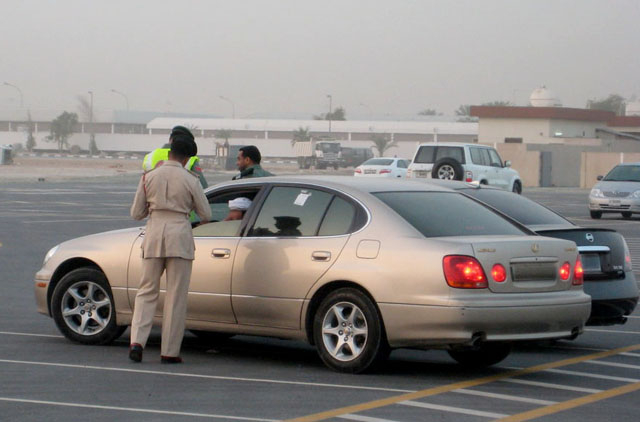All 138 UAE traffic violations, fines and black points