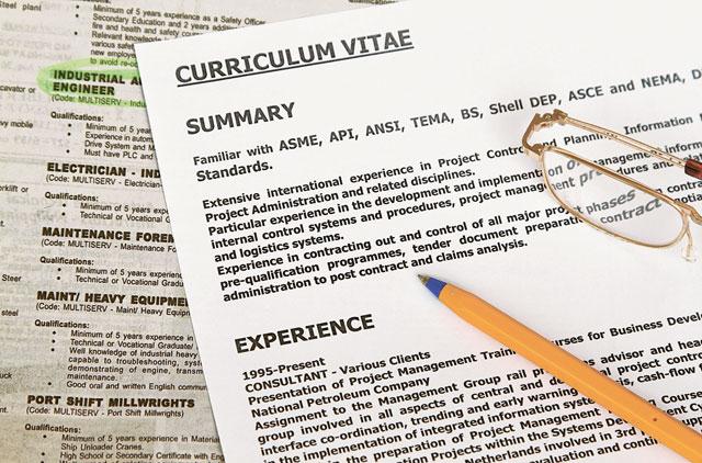 How to write a winning resumé | Employment – Gulf News
