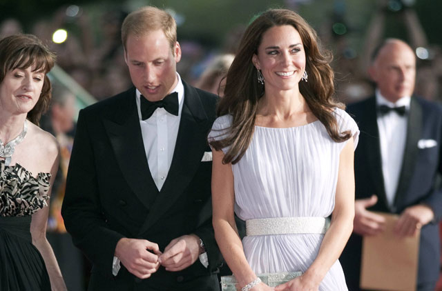 Prince William drops out of BAFTA Awards following the death of Prince Philip