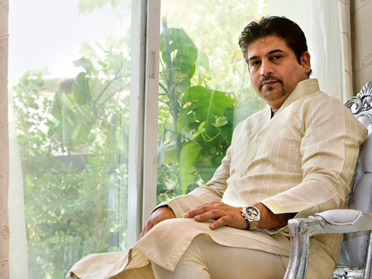 The Disparate Realms Of Bharat Thakur S Life Lifestyle Gulf News