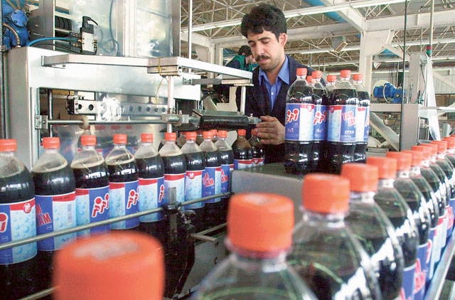 Local soft drink brand tries to carve its niche in Arab