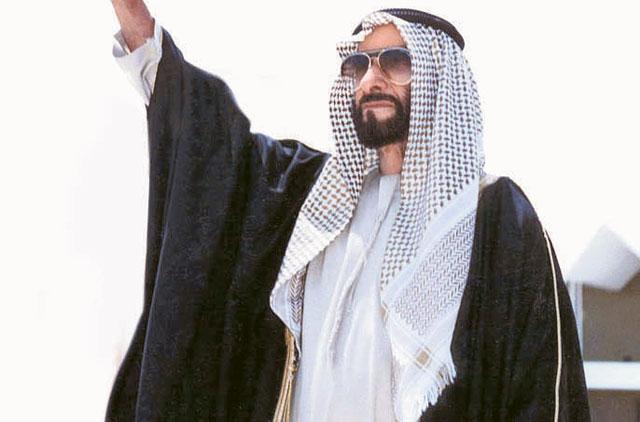 Six leaders and how they helped shape UAE