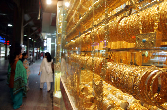 Your ultimate guide to Dubai's Gold Souk