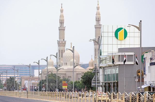 Jumeirah Mosque A Key Feature Of Old Dubai Society Gulf