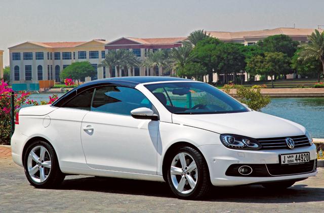 Volkswagen Eos: An open and shut case