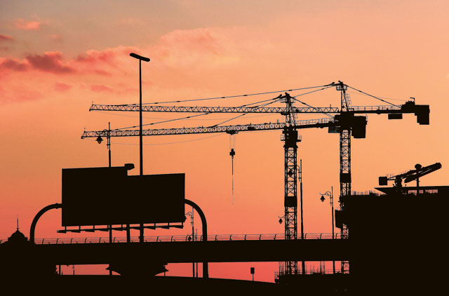 UAE's construction sector still hurting from 30% spike in material, shipment costs from December 2020