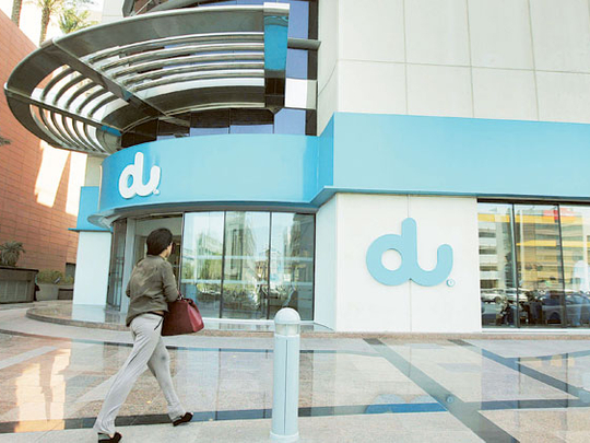 Du network interrupted for two days, affecting parents and students