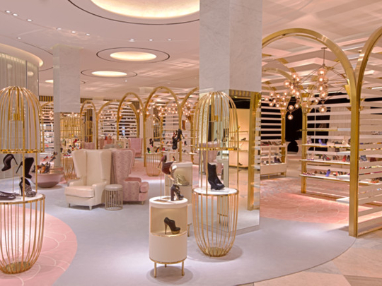 World's largest shoe store opens in Dubai Mall | Uae – Gulf News