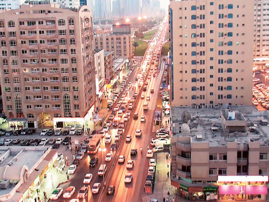 Temporary road works in Sharjah to affect motorists