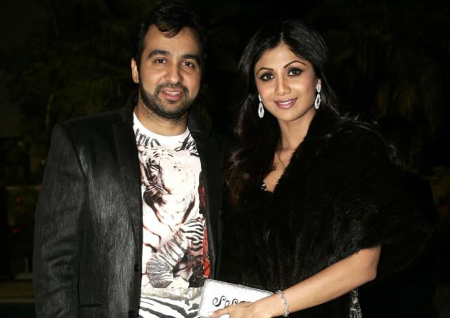 Bollywood star Shilpa Shetty's husband Raj Kundra alleges ex-wife had an affair