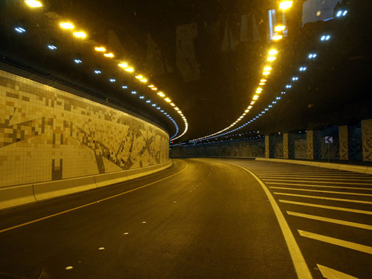 One of the longest road tunnels in Middle East opens in UAE capital | Transport – Gulf News