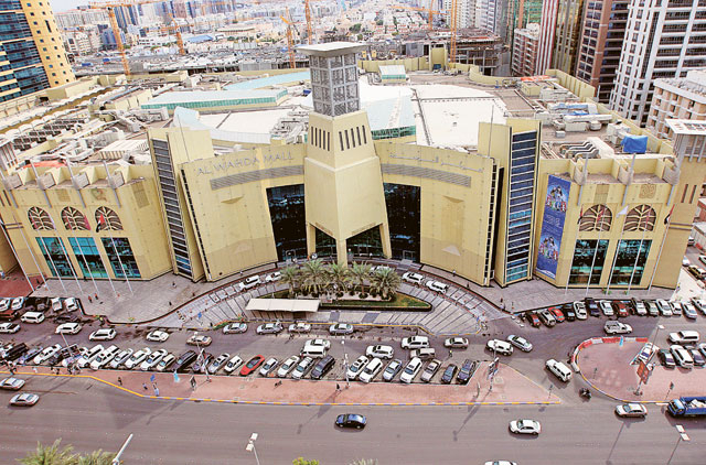 Al Wahda Mall extension finds favour with retailers