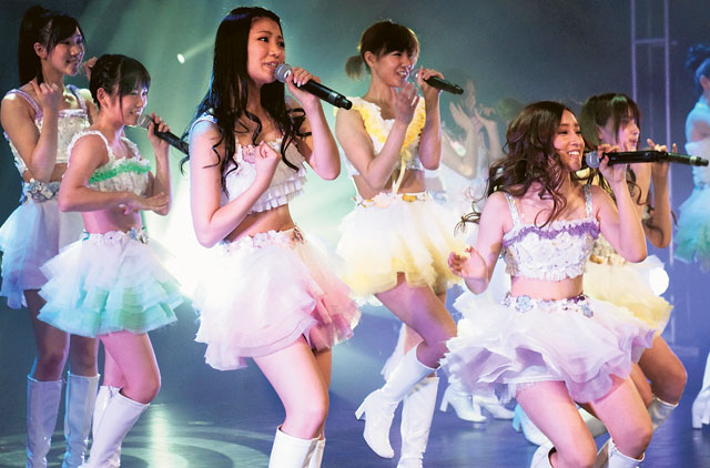Japanese girl group AKB48 take the US by storm