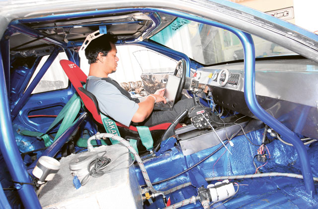 Sharjah to shut down workshops modifying cars or quad bikes