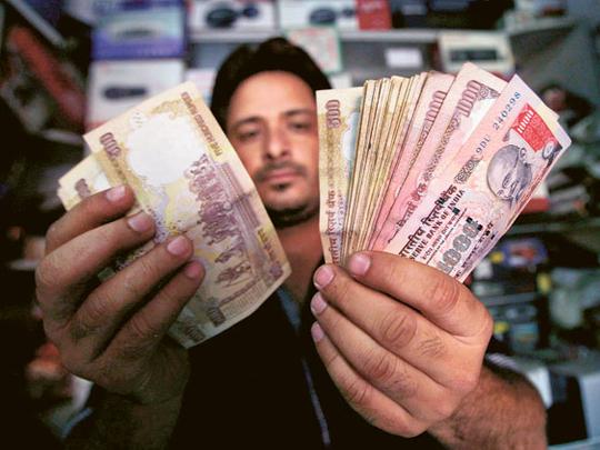 Indian Rupee Forecast To Depreciate To Rs15 To A Dirham Business