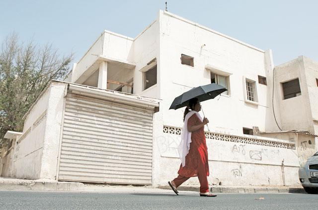 Sharjah landlords claim single women not allowed in city