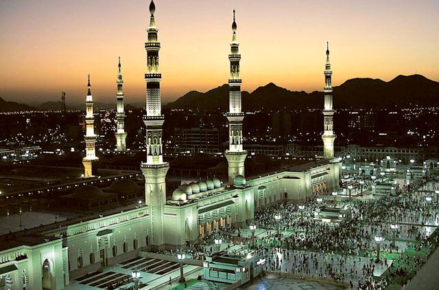 Prophet's Mosque in Saudi to boost capacity | Saudi – Gulf News
