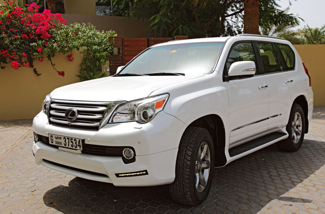 Long-term review: Prado-based Lexus GX 460