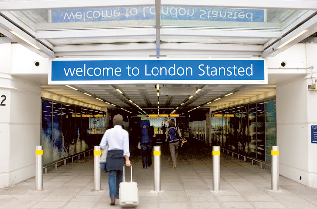 Manchester airports frontrunner in bid for London's Stansted airport