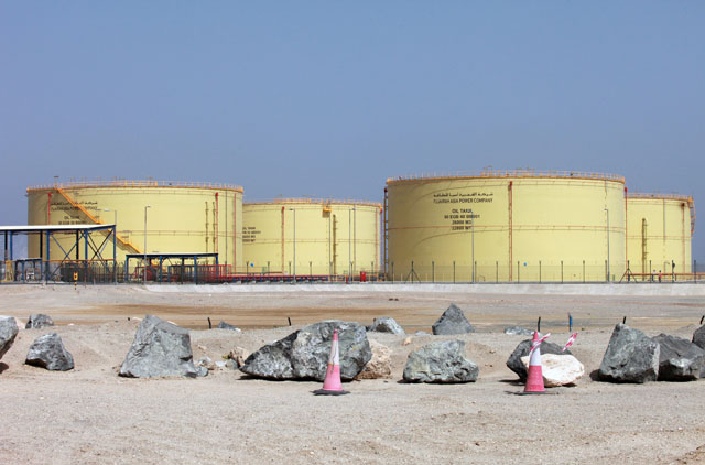 Indian company invests Dh477 million in oil facility in