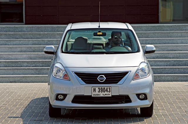 Long Term Review Nissan Sunny Week 4