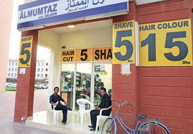 Dubai\u0027s cheapest haircut? Where to go for a Dh5 trim