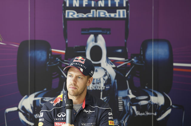 F1: Sebastian Vettel laughs off cheating allegations