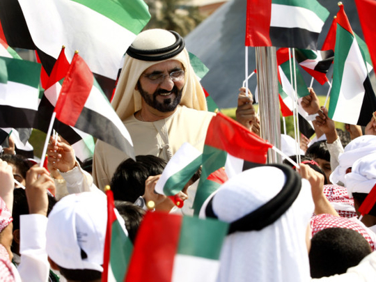 UAE Flag Day celebrations: 'Long Live the Emirates, long live our country' | Government – Gulf News
