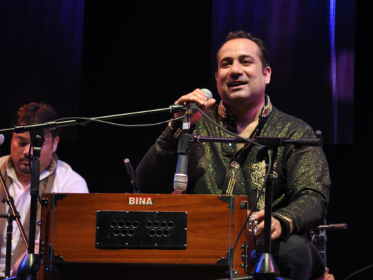 Rahat Fateh Ali Khan: I prefer deep lyrics with deep ...